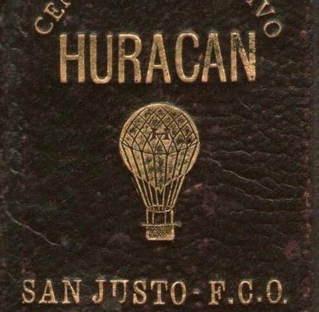 Centenario del Club Huracan de San Justo