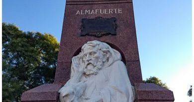 «ALMAFUERTE»  167 Aniversario de su Nacimiento